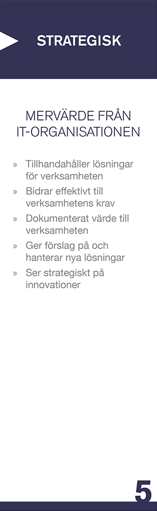rdata - Strategisk nivå